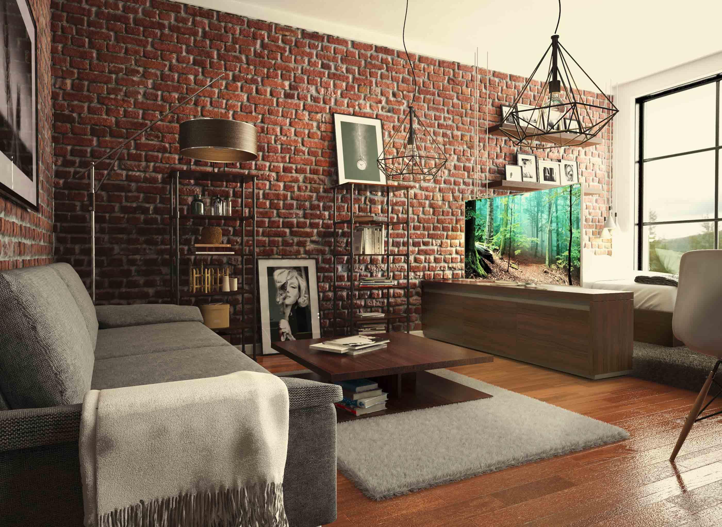 Industrial Loft Apartment   Indorio