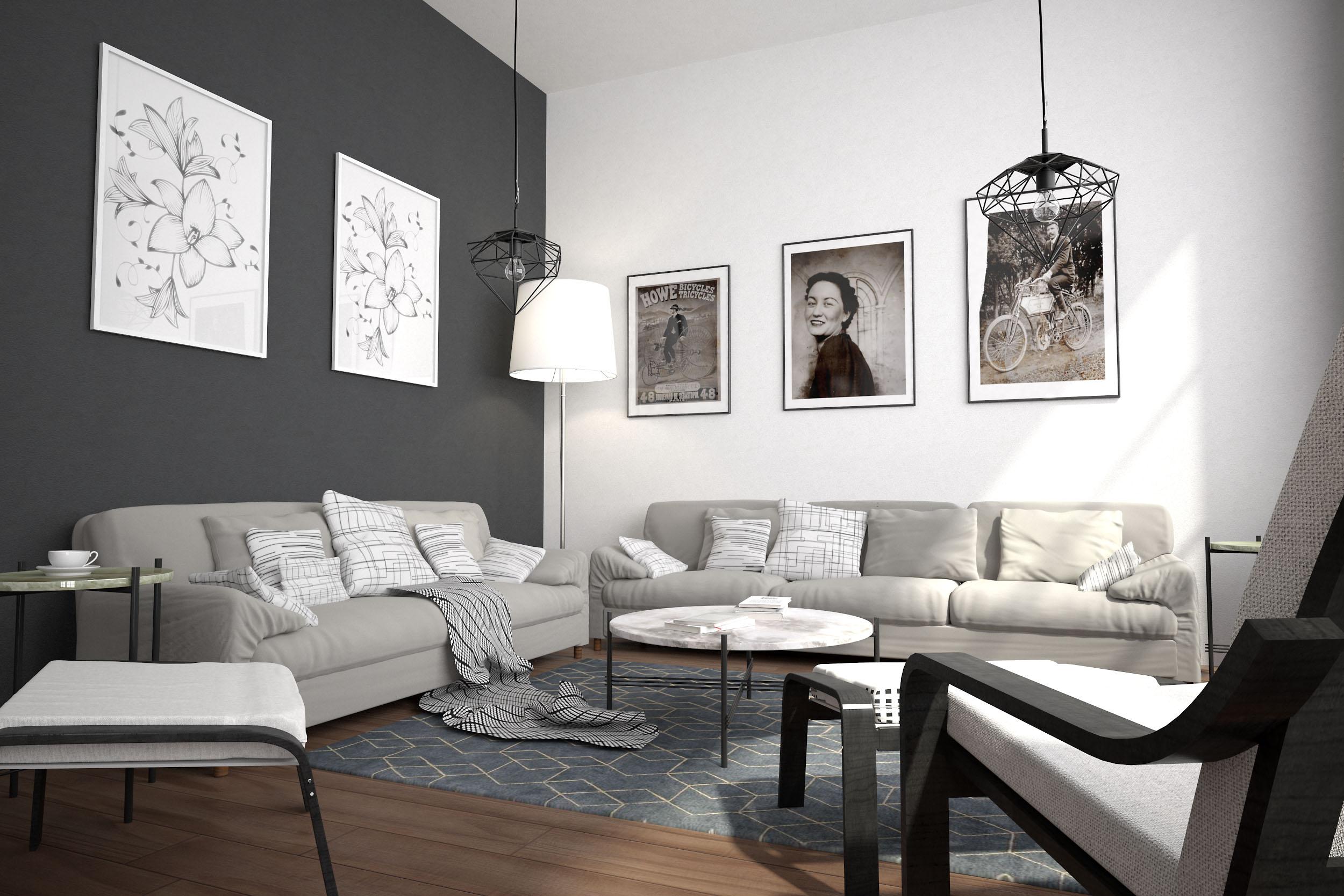 Small modern house | Indorio